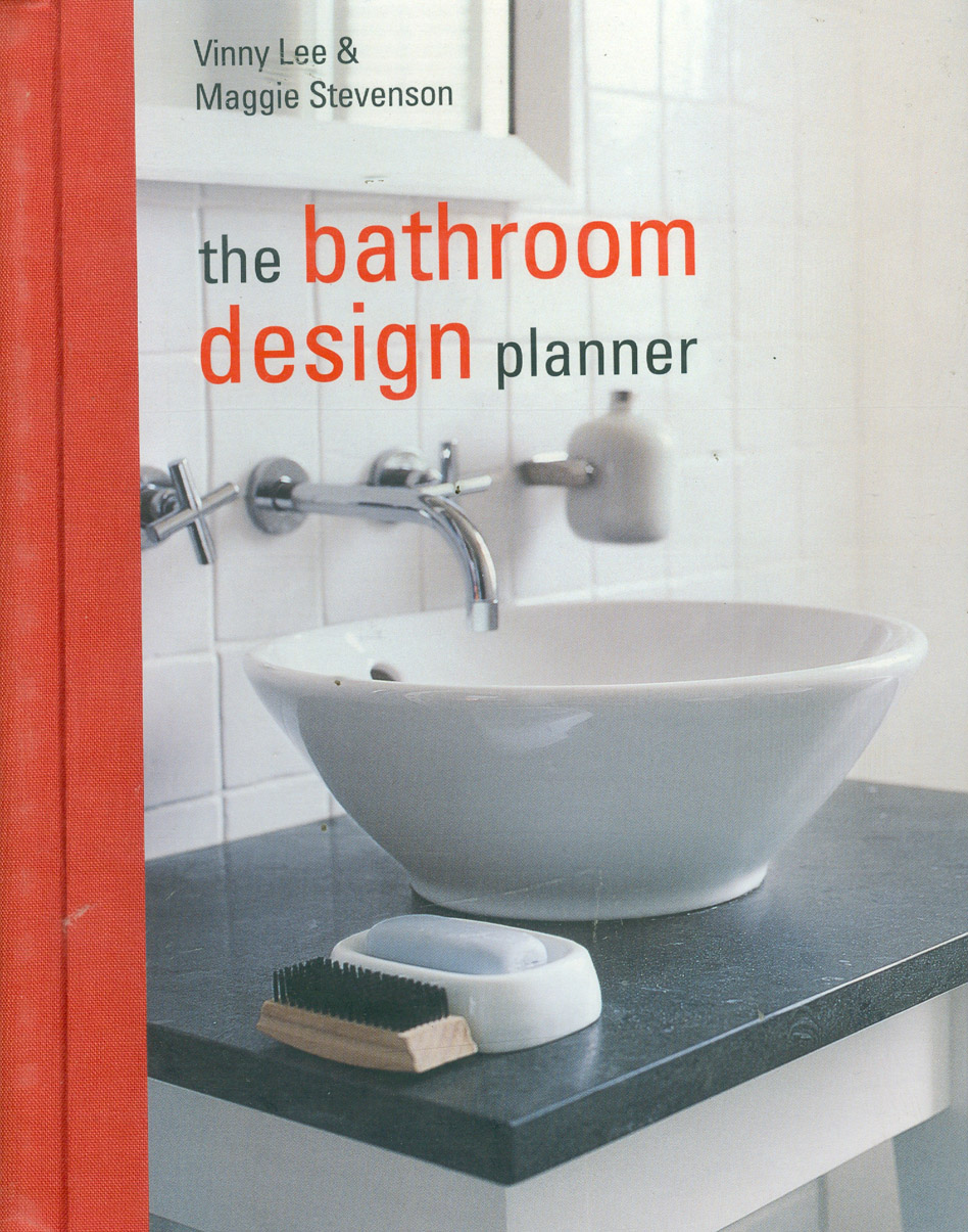 The bathroom design planner my book store Bathroom design pictures books